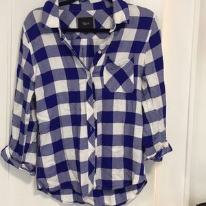 Rails Hunter Gingham Button Up Shirt